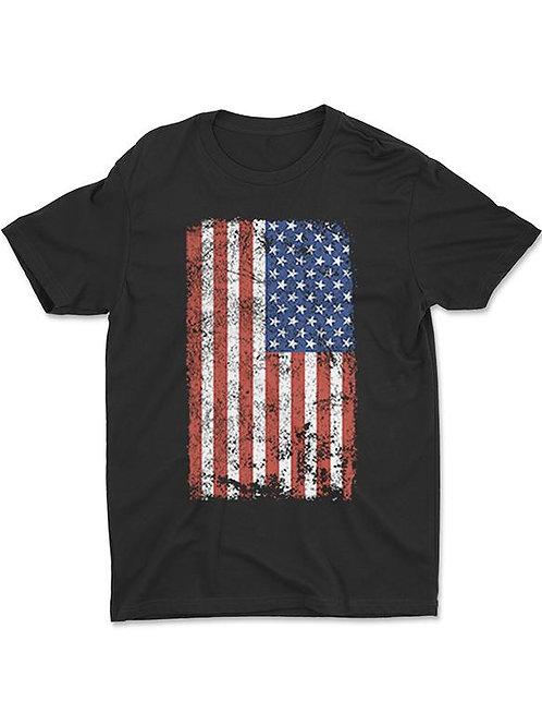 "Tatdaddy ""American Flag"" Tee"