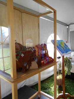 Textiles autochtones.