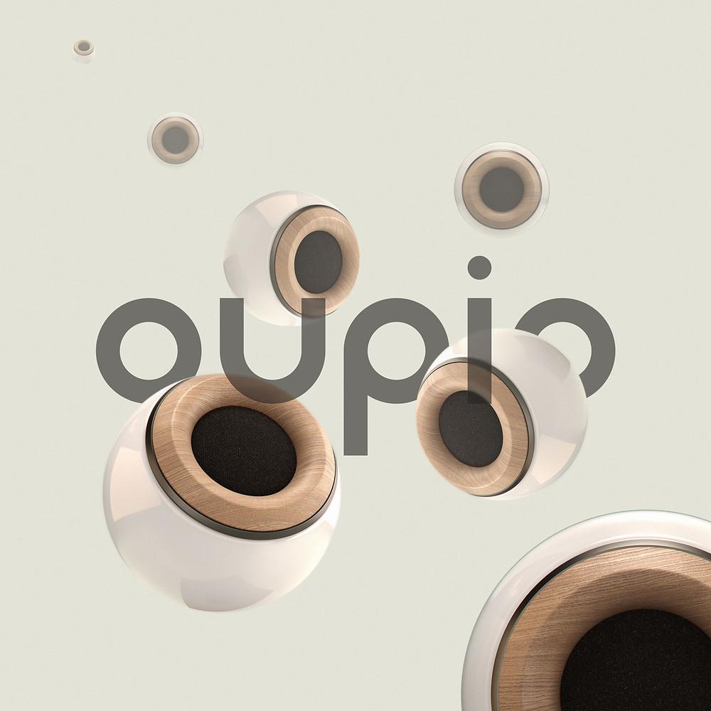 Oupio Brand Poster