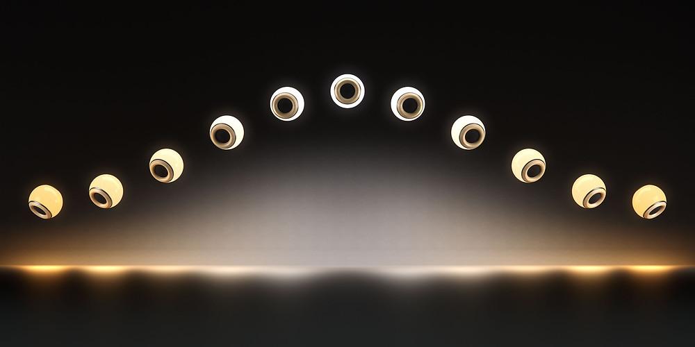 Oupio Human Centric Lighting
