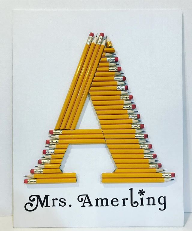 ✏️ No 2 Pencils ✏️ perfect for those middle school teachers, the Principal, maybe a special English teacher..._._