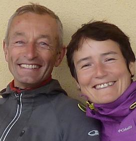 Rudy Vandamme en Ann Sterckx
