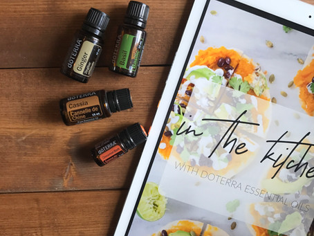 Doterra use in the kitchen
