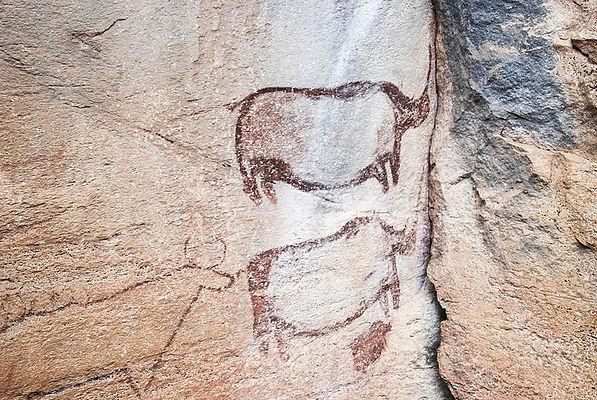 Tsodilo-Hills-Serpent-Cave-Botswana-Two_