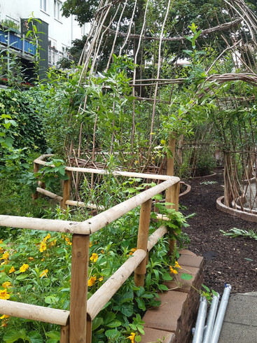 Inner Garden Design and Creation