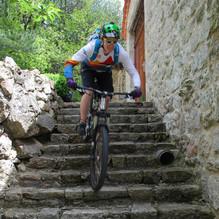 Mountainbiken in de Ardèche