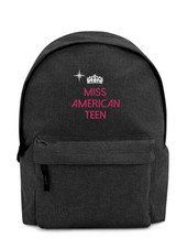 MATC Embroidered Backpack