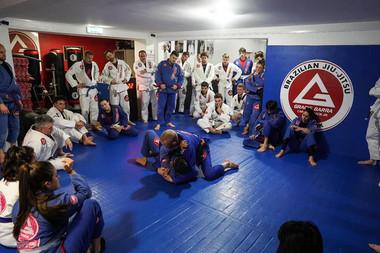 mario saeed in brazilian jiu-jitsu