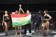 mario saeed proud kurdish