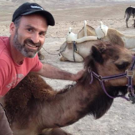 Cruising in the Negev