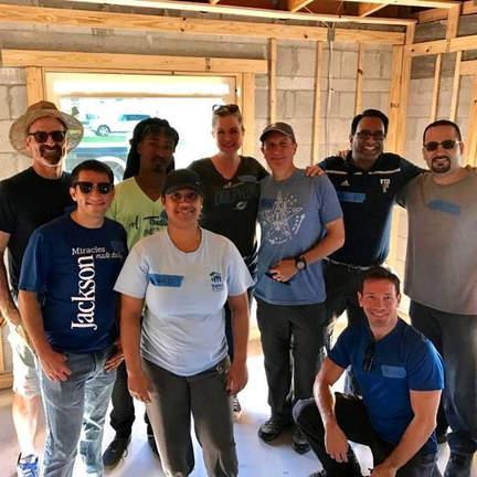 Interfaith Habitat for Humanity  Build