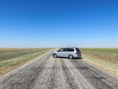 A simple Honda Odyssey that has defied all odds (Story of the Whale Part 1).
