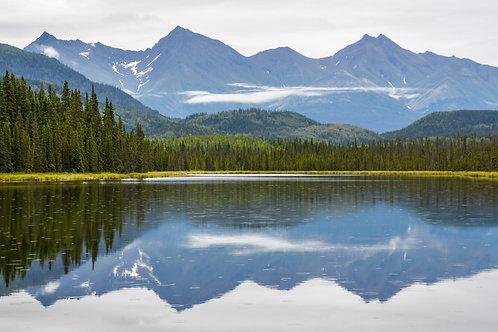 Wrangell Reflections