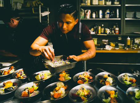 Xatrucho: An Interview with Chef Edwin Sandoval