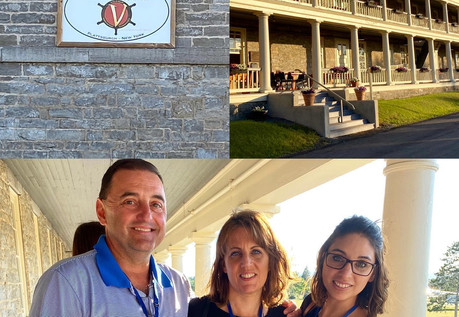 Adirondack Young Professionals event at Valcour