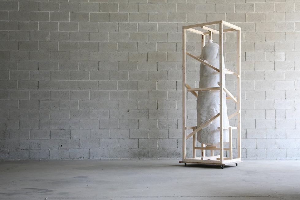 Daniele Accossato, Sculpture, contemporary art, giant finger