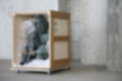 Daniele Accossato, Bronzo di Riace, Sculpture, contemporary art