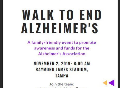 Tampa Walk to End Alzheimer's