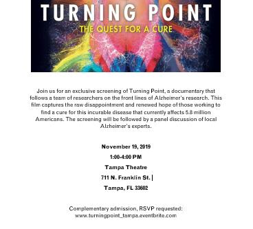 Turning Point Film Screening