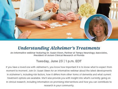 Understanding Alzheimer's Treatments