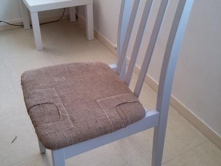 Rénover une chaise sans charme