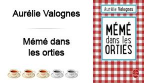 Mémé dans les orties, Aurélie Valognes