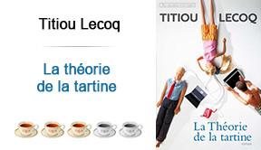 La théorie de la tartine, Titiou Lecoq
