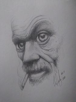 Portrait Study 0