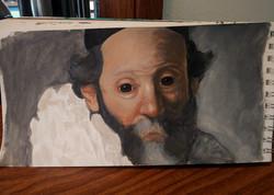 Rembrandt Color Study 02