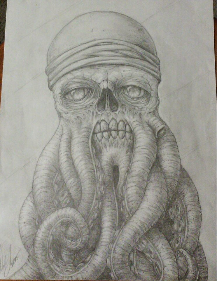 My Vision of Davey Jones
