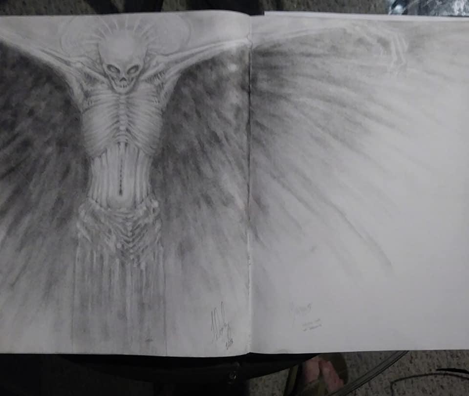 Morpheus sketch 01