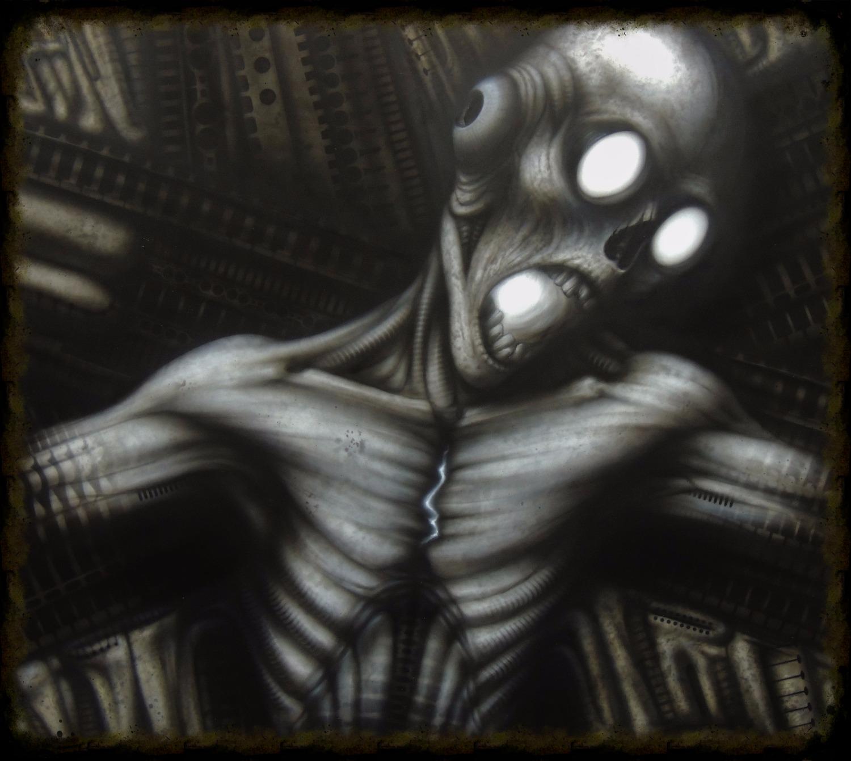 Flesh & Metal 1