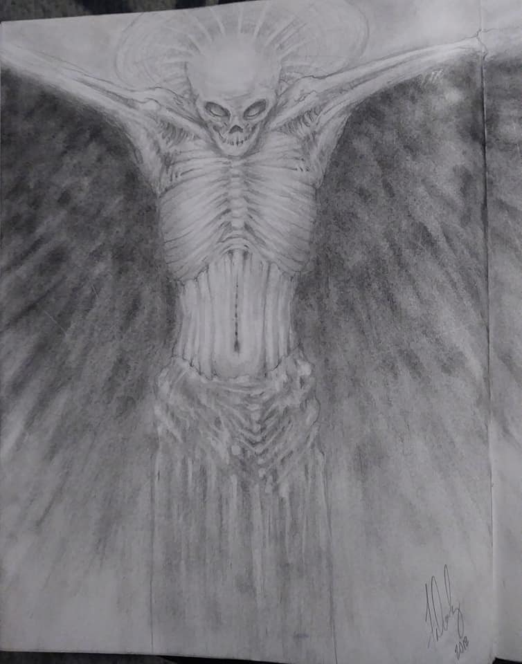 Morpheus sketch 02
