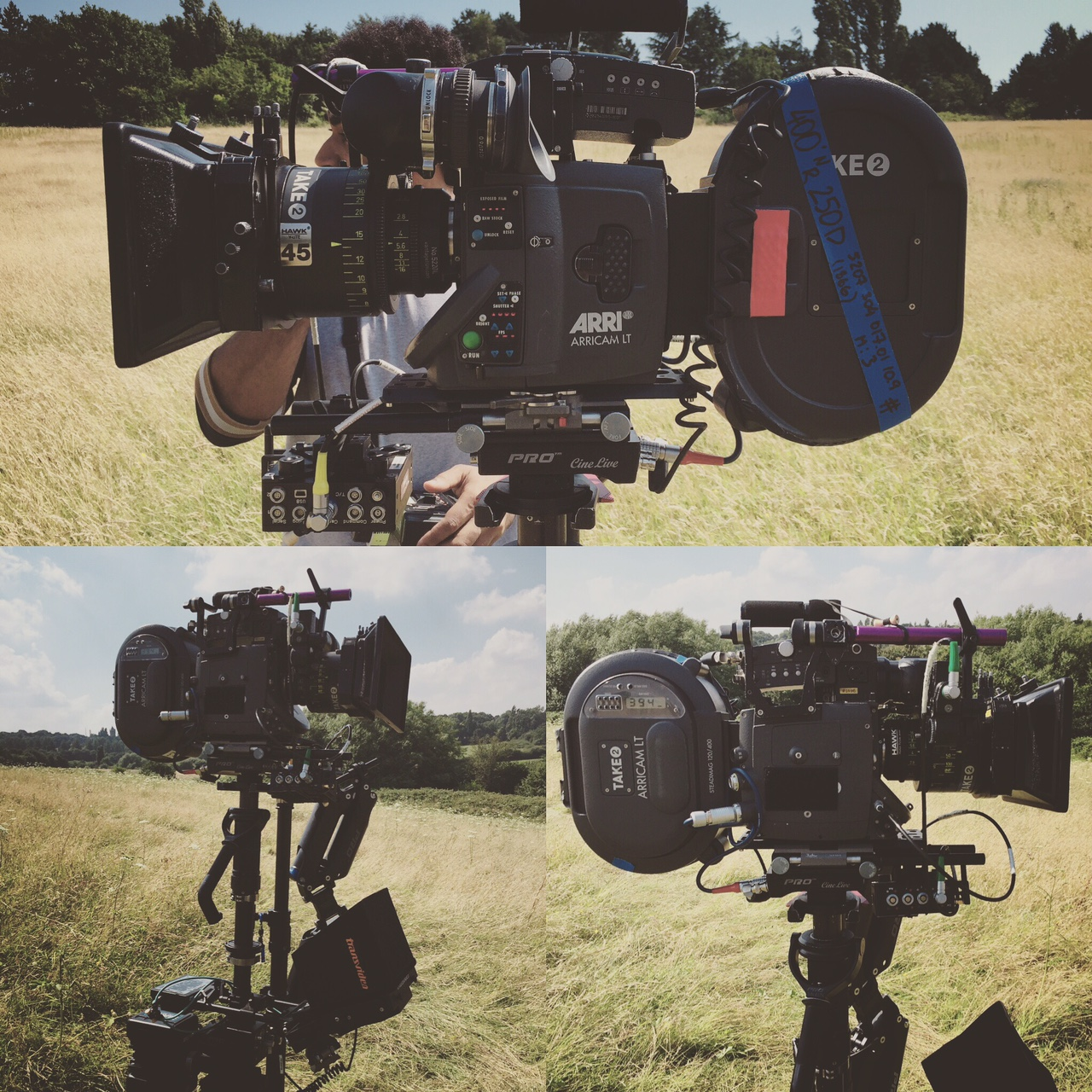 Arri 35mm LT Camera