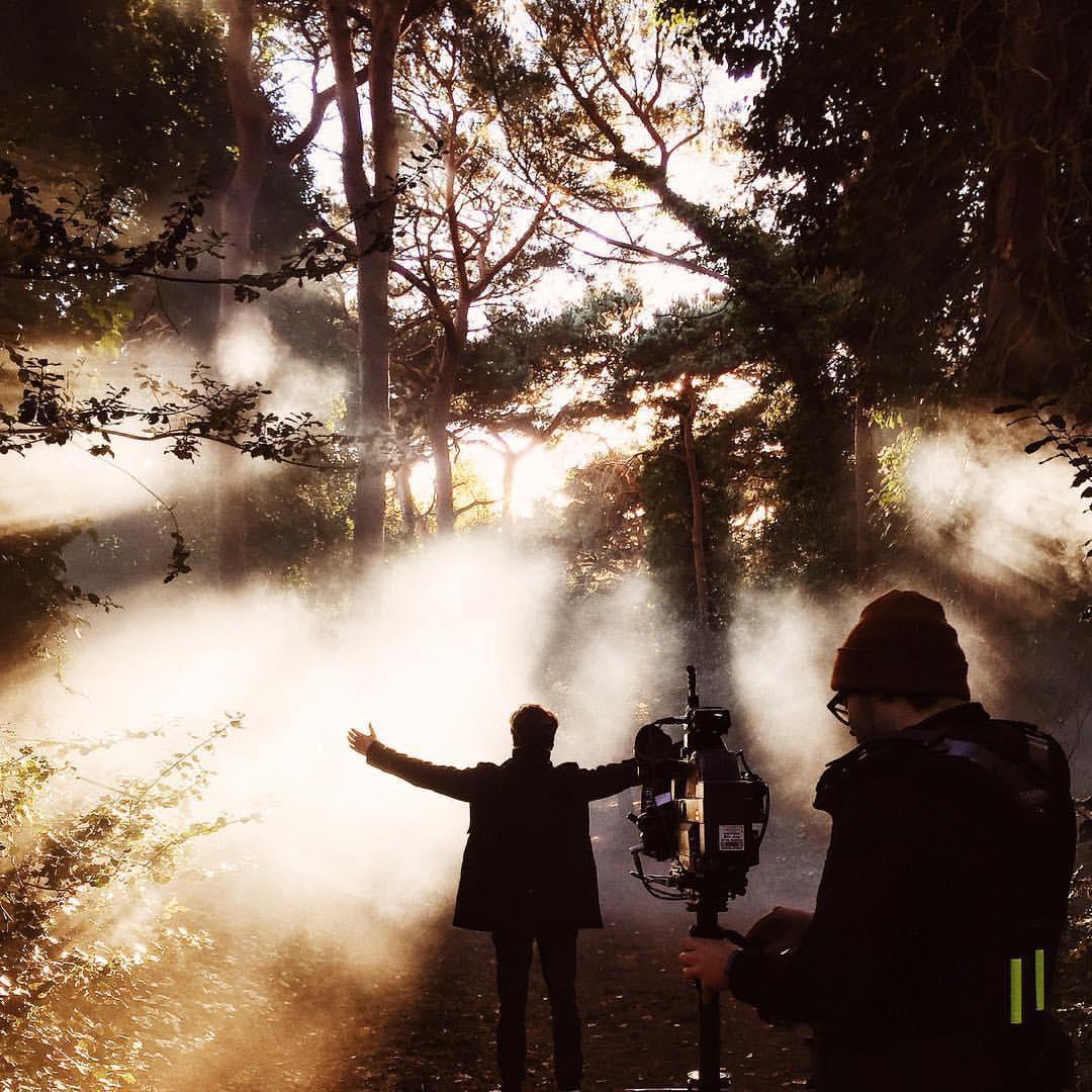 Andrew Bainbridge BTS SR3 Film Cam