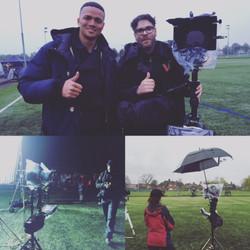 Tough Day Filming Torrential Rain