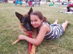 Mia and Max