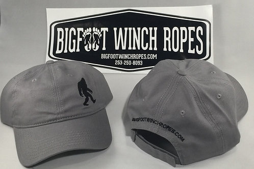 BIGFOOT WINCH ROPES GREY HAT