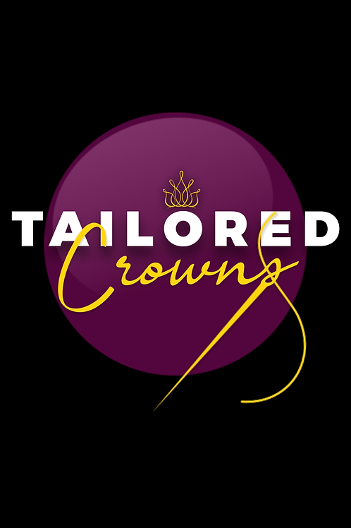 Tailored Crowns University Course 102 - (Sewing Machine-Dome Cap)