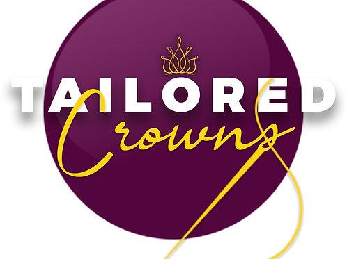 Tailored Crowns University BUNDLE: SEMESTERS 1-6