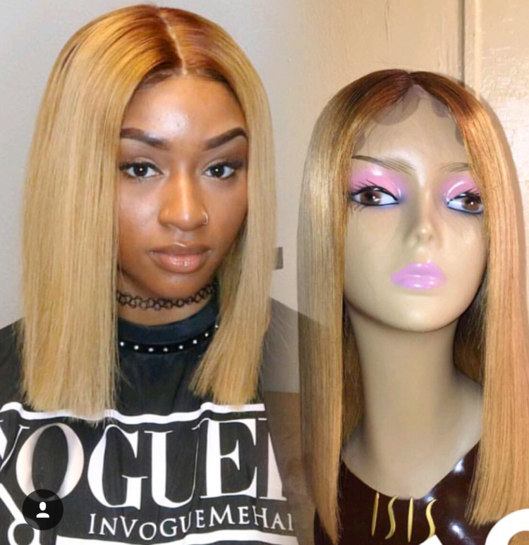 Custom Lace Frontal unit