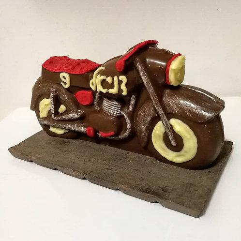 אופנוע/ רכב משוקולד