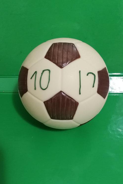 כדורגל משוקולד