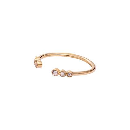Milgrain Ring