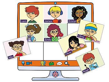 online kids on zoom cartoon.jpg