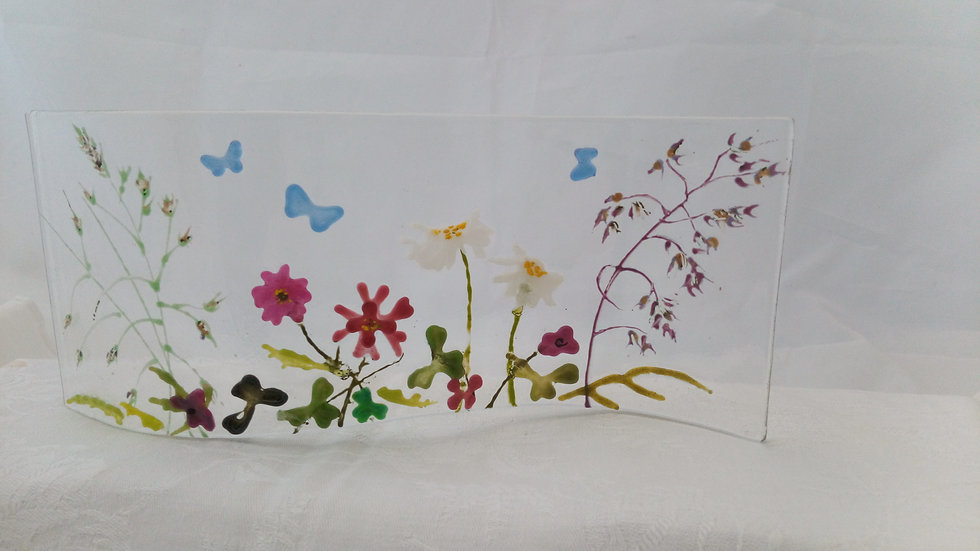 Butterflies Floating on the Scented Air