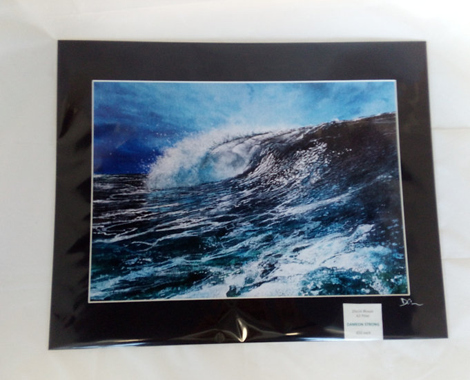 Large Prints from Artwork by Dameon Strong