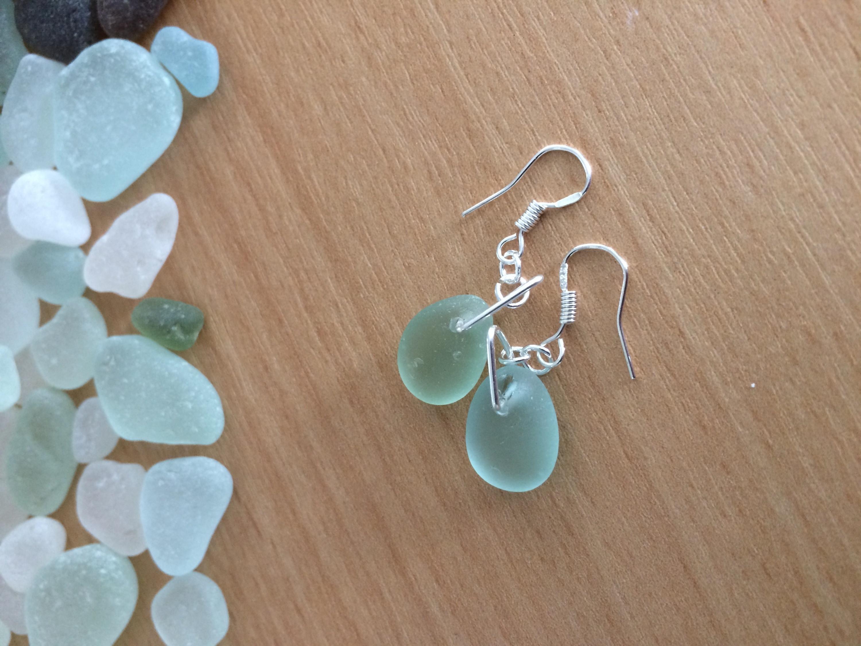 Sea Glass Jewellery Workshop 2nd October