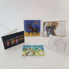 Greetings Cards and Postcards
