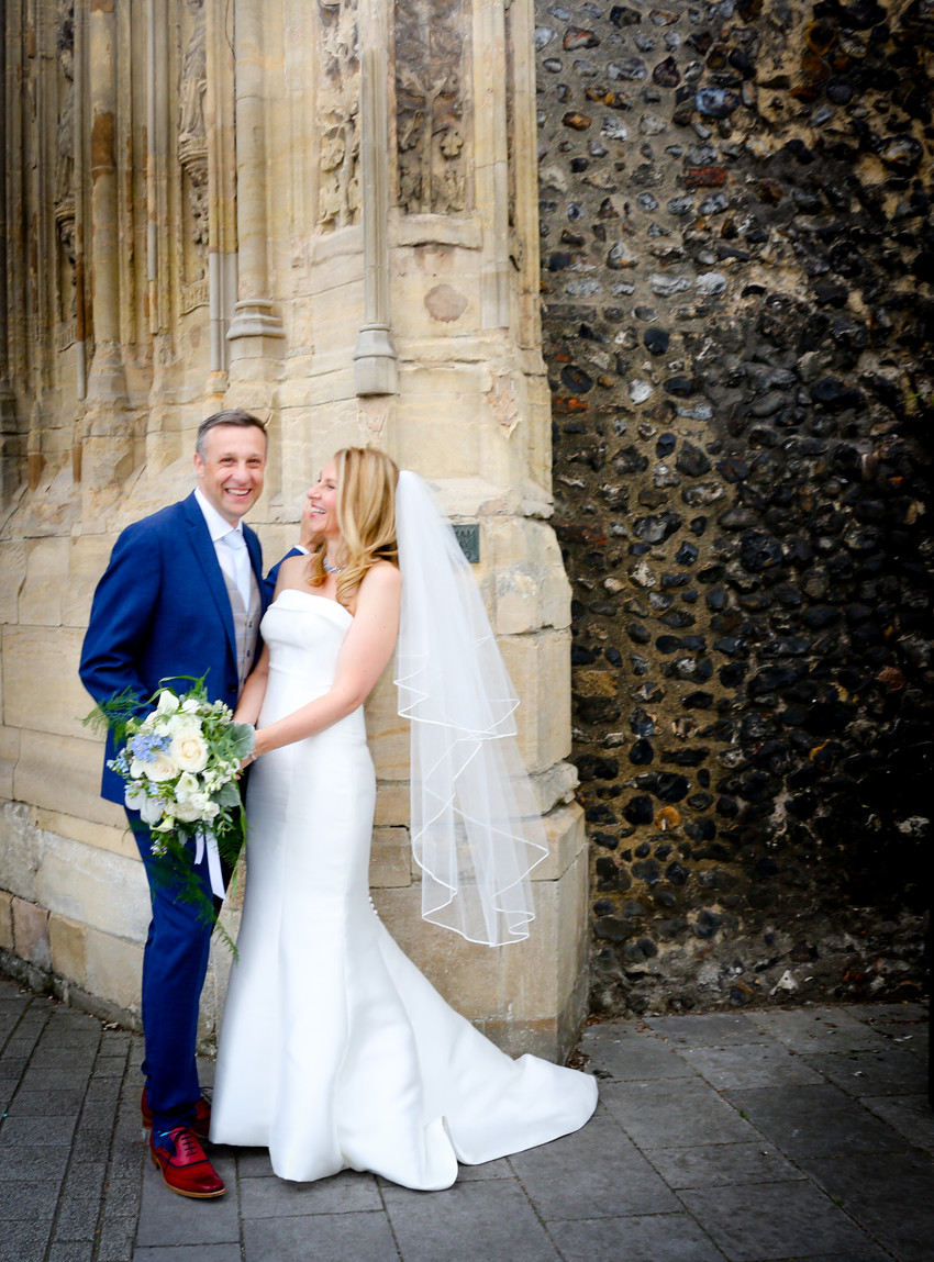 Norwich Cathedral wedding